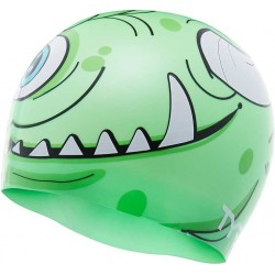 MONSTER SWIM CAP
