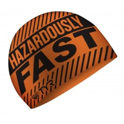 Hazardous Swim Cap